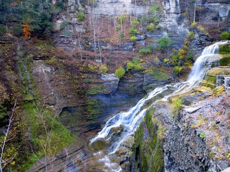 Lucifer Falls, Robert H. Treman State Park